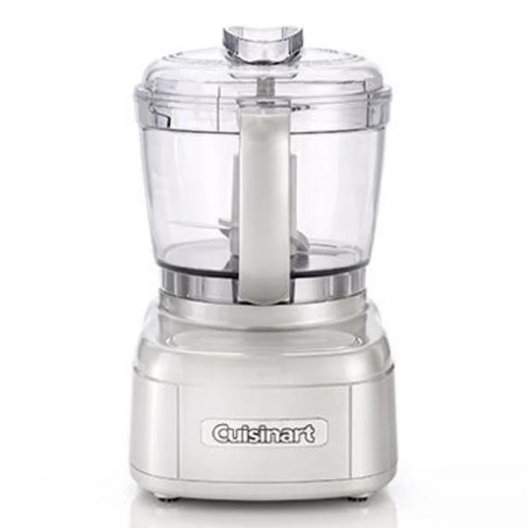 Cuisinart, ECH4SU, Mini Prep Pro 0.9l 250w Compact Food Processor, Silver