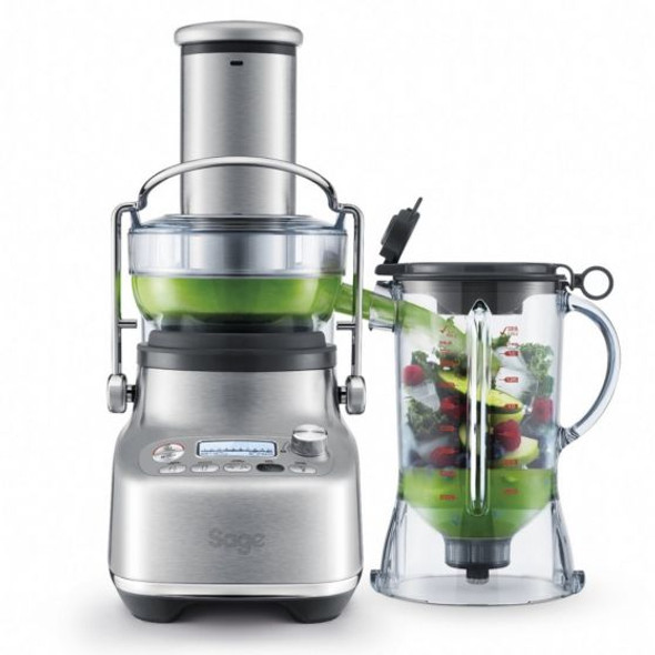 Sage, SJB815BSS2GUK1, The 3x Bluicer Pro, Stainless Steel