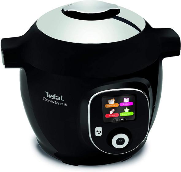 Tefal, CY851840, Cook4me, Black