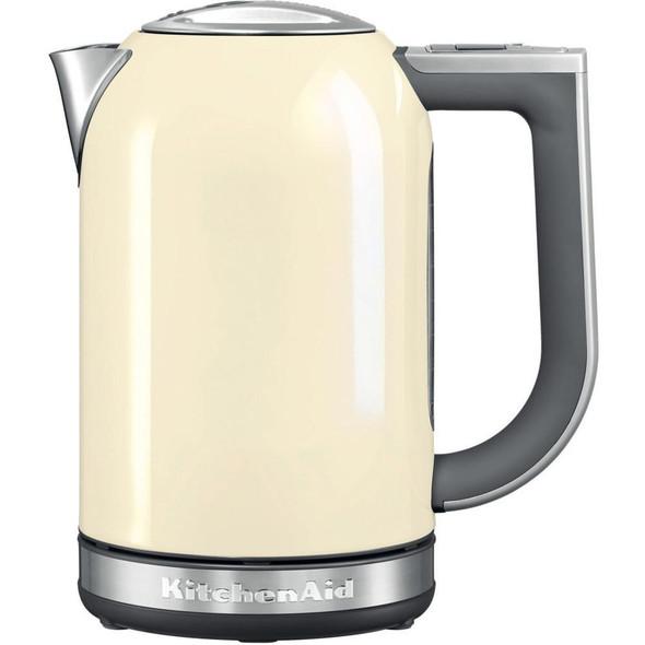 Kitchen Aid, 5KEK1722BAC, 1.7l Variable Temperature Kettle, Cream
