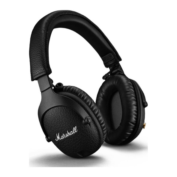 Marshall, 1005228, Monitor II Noise Cancelling Bluetooth Headphone  Black