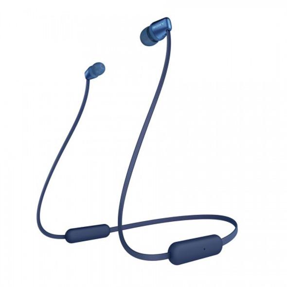 Sony, WIC310LCE7, Wireless In ear headphones, Blue