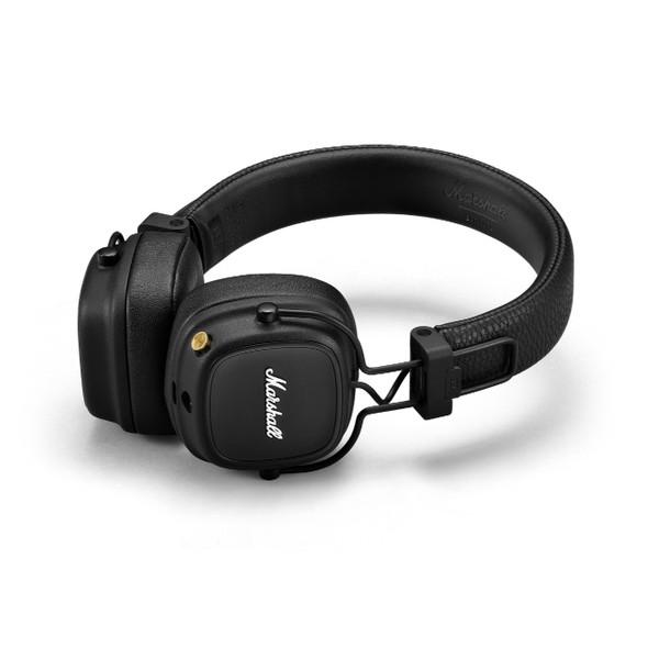 Marshall, 1005773, Major Iv Bt Black Headphones, Black