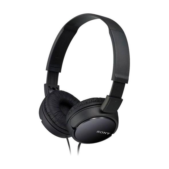 SONY Supra-Aural Closed-Ear Headphones - MDRZX110BAE-Briscoes