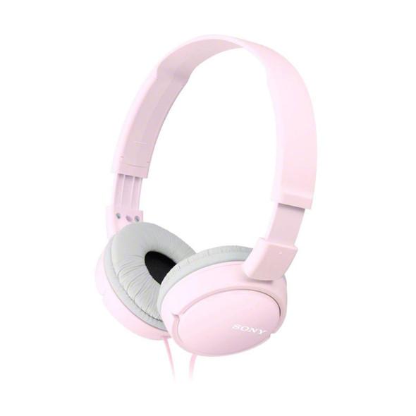 Sony, MDRZX110PAE, Supra Aural Pink Closed Ear Headphones, Pink