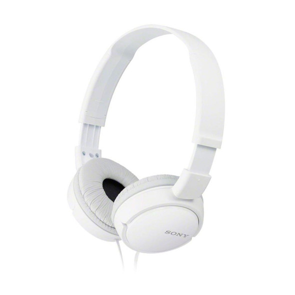 SONY Supra-Aural Closed-Ear Headphones - MDRZX110WAE-Briscoes