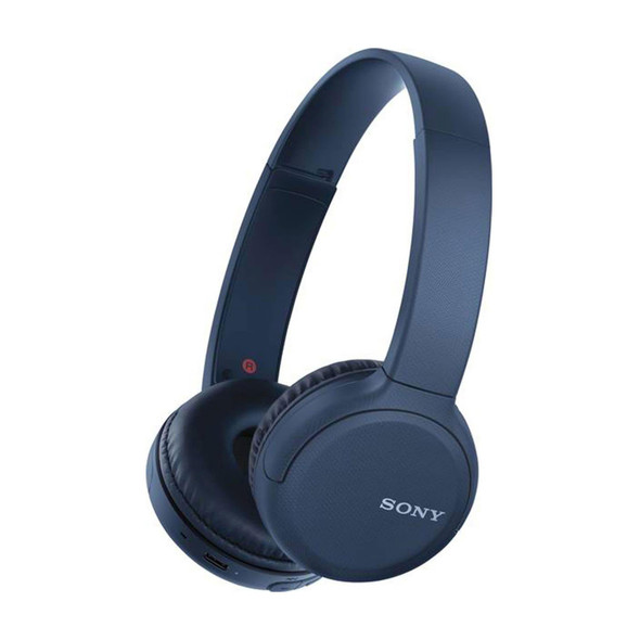 Sony, WHCH510LCE7, Wireless On-ear Headphones, Blue