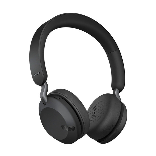 Jabra, 100-91800000-60, Elite 45h Headphones, Black