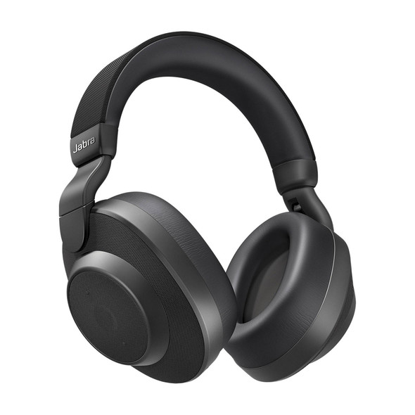 Jabra, 100-99030000-60, Elite 85h Wireless Noise-cancelling Headphones, Black