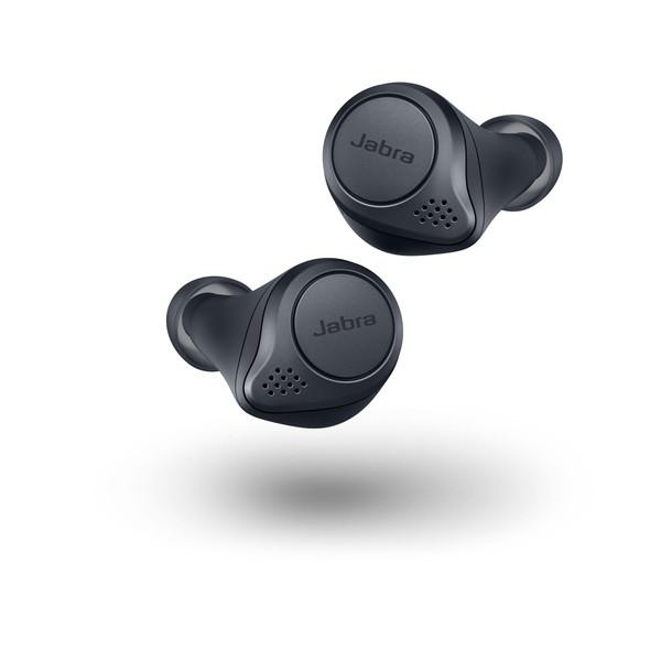 Jabra, 100-99091004-60, Elite Active 75t Earbuds, Grey