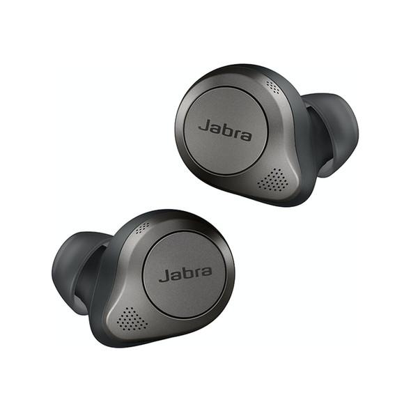 Jabra, 100-99190000-60, Elite 85t Anc Titanium, Black
