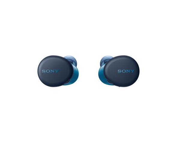 Sony, WF-XB700LCE7, Extra Bass True Wireless Earphones, Blue