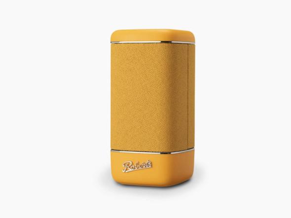 Roberts, BEACON320SY, Beacon 320 Bluetooth Speaker - Sunburst Yellow, Yellow