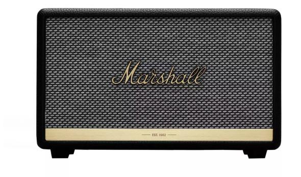 Marshall, 1002480, Acton Bt Ii Black Speaker, Black