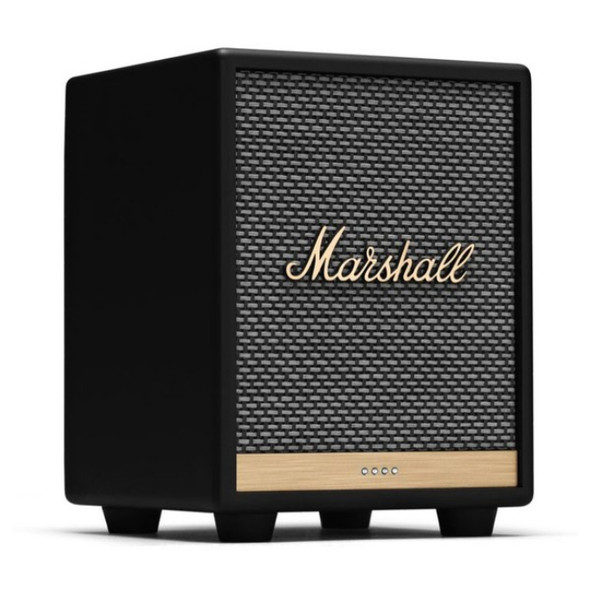 Marshall, 1005737, Uxbridge Voice Google Speaker, Black