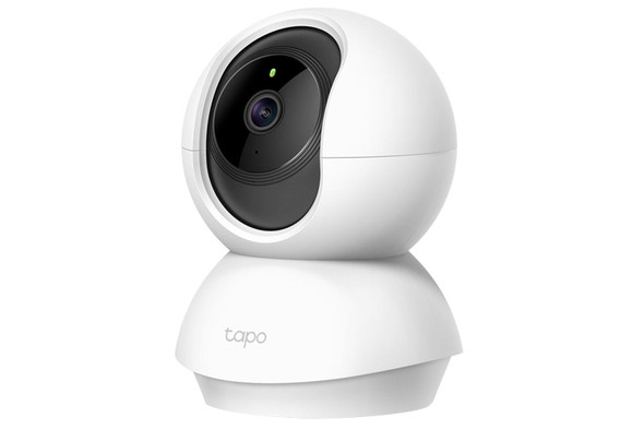 Tp-link, C200, Tapo Pan & Tilt 360 Home Security Wifi Camera, White