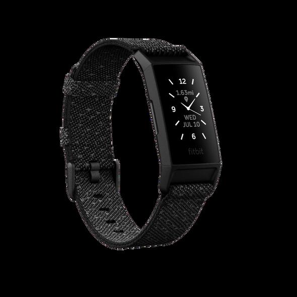 Fitbit, 79-FB417BKGY, Charge 4 Granite SE, Grey