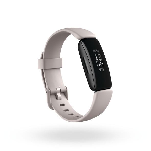 Fitbit, FB418BKWT, Inspire 2, White