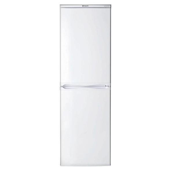 Hotpoint, HBD5517WUK, Fridge Freezer, White
