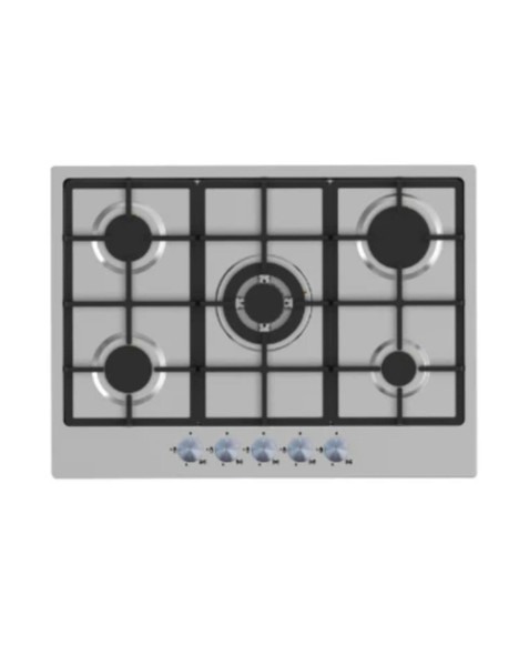 Powerpoint, P175NGXSS, 5 Ring Cast Iron Pan Supports, Stainless Steel