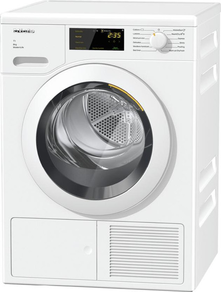 Miele, TCD360WP, 8kg Dryer Condenser, White
