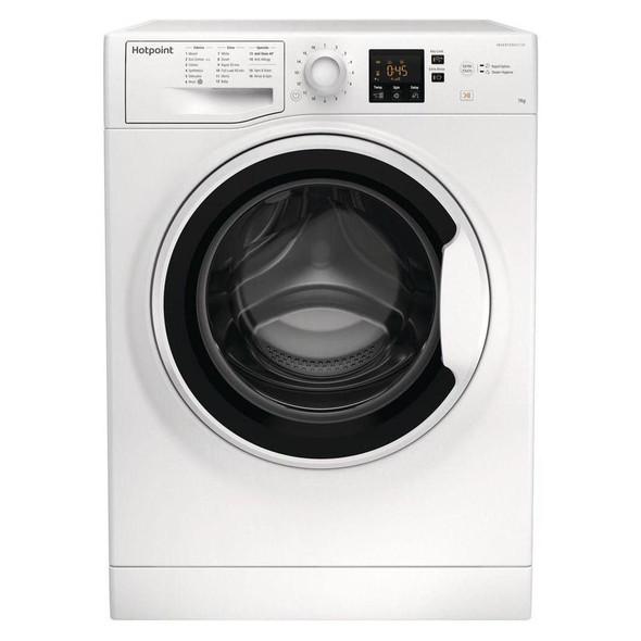 Hotpoint, NSWA1043CWW, 10kg 1400 Spin Washing Machine, White