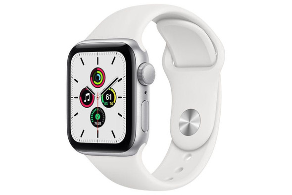 Apple, MYDM2B/A, Apple Watch SE 40mm, Silver