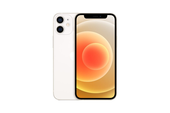 Apple, MGE43B/A, iPhone 12 mini 128GB, White