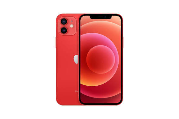 Apple, MGJ73B/A, iPhone 12 64GB, Red