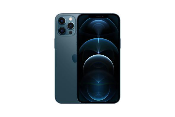 Apple, MGDA3B/A, iPhone 12 Pro Max 128GB, Pacific Blue