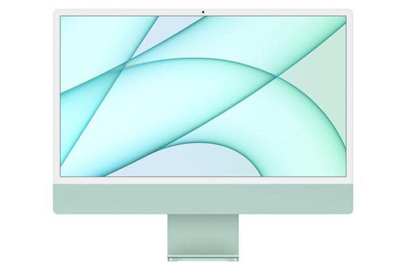 "Apple, MJV83B/A, 24"" iMac M1 7C 256GB, Green"