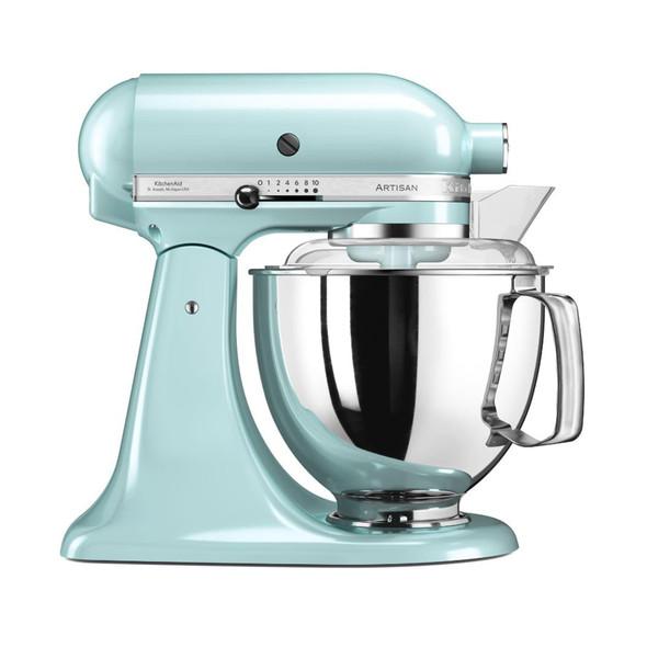 KitchenAid, 5KSM175PSBIC, Artisan 4.8L Stand Mixer, Blue