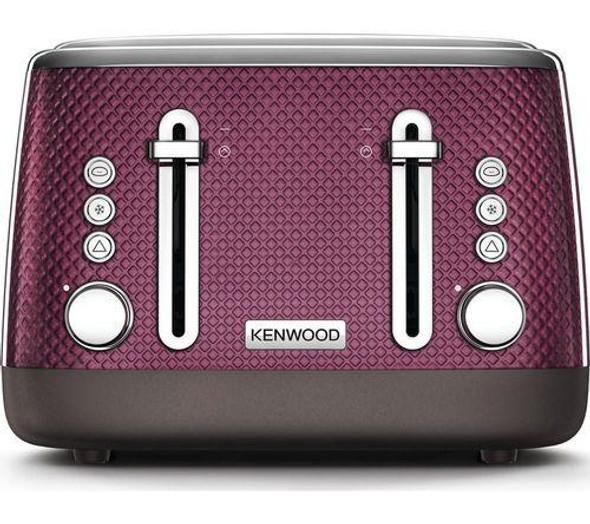 Kenwood, TFM810PU, Messmerine Toaster, Purple