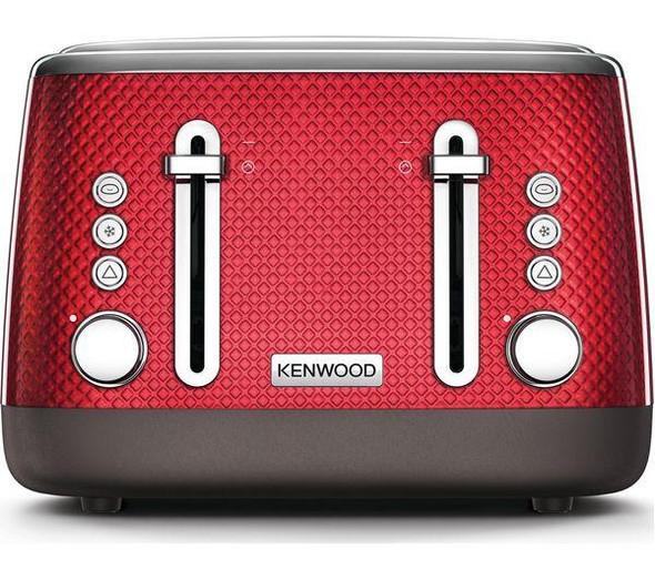 Kenwood, TFM810R, Messmerine Toaster, Red