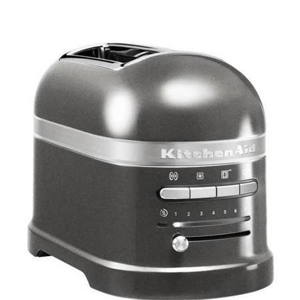 KitchenAid, 5KMT2204BMS, Artisan Toaster, Silver