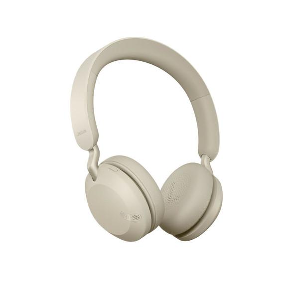 Jabra, 100-91800001-60, Elite 45H Headphones, Gold
