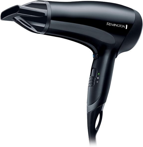 Remington, D3010, Hair Dryer U51 2000W Power Dry, Black