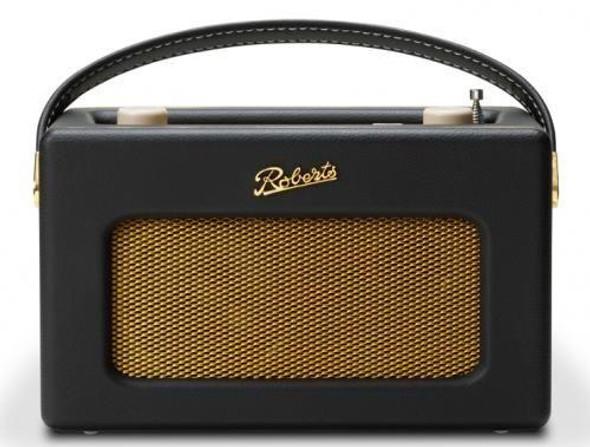 Roberts, ISTREAM3BLK, Istream 3 Retro Wifi Radio, Black