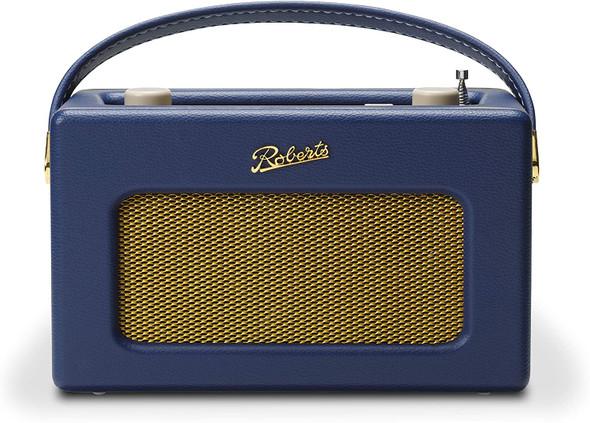Roberts, ISTREAM3MB, Istream 3 Retro Wifi Radio, Blue