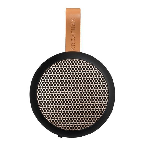 Kreafunk, KFWT32, aGo Bluetooth Speaker, Black