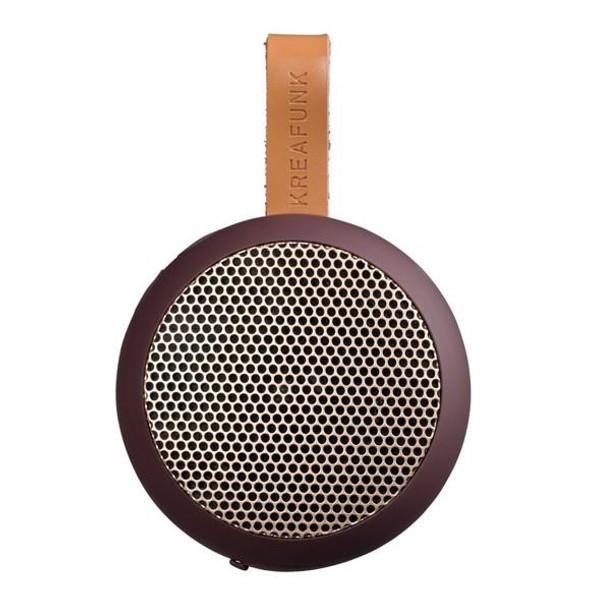Kreafunk, KFWT35, aGo Bluetooth Speaker, Purple