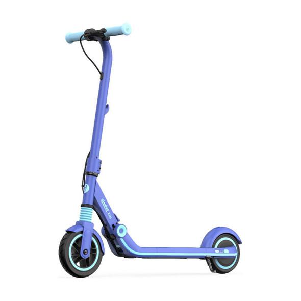 Segway, KICKSCE8BLUE, Zing E8 Scooter, Blue