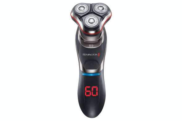 Remington, XR1570, Ultimate Series R9 XR1570 Wet & Dry Rotary Shaver, Black