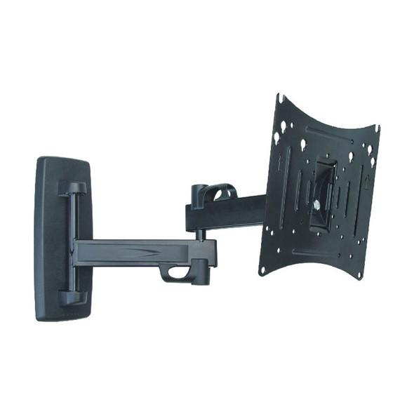 OMB, 06117, EasyThree Extra 10-40 Inch - Max VESA 200x 200 Double Arm Bracket, Black