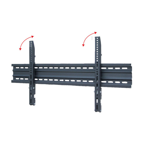 OMB, 06129, SlimTilt 40-80 Inch - Max VESA 800 x 400 Tilt Bracket, Black