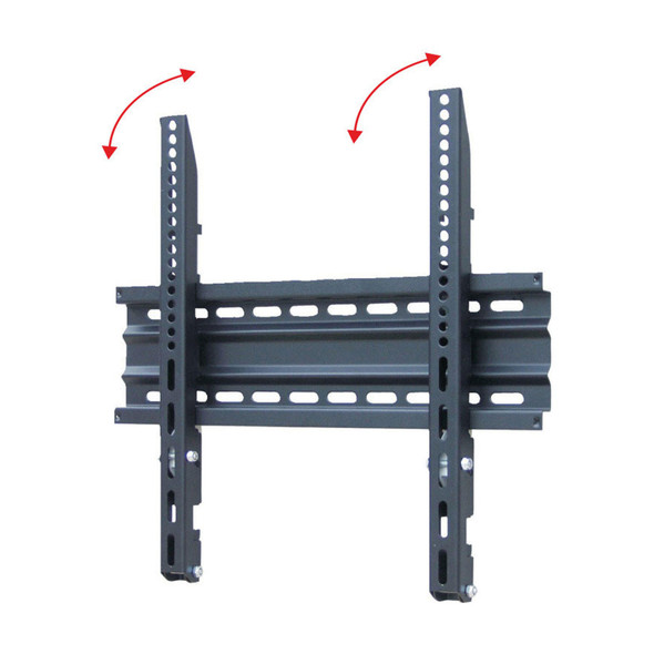 OMB, 06145, SlimTilt 32-60 Inch - Max VESA 600 x 400 Tilt Bracket, Black