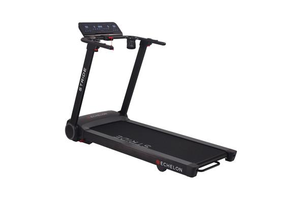 Echelon, 23-ECHE-STRIDE, Stride Auto-Fold Connected Treadmill, Black