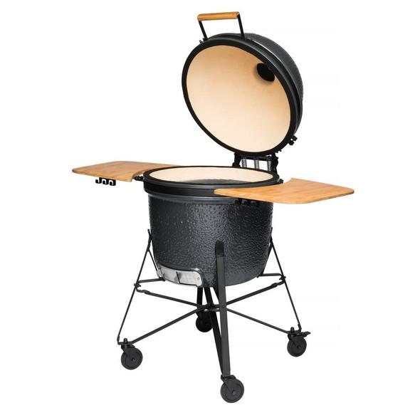 Berghoff, 2415700, Large Ceramic BBQ, Grey