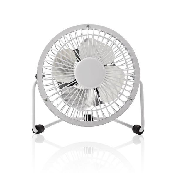 Nedis, 291090, Table Fan, White