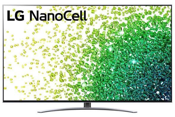 LG, 50NANO886PB, 50 Inch 4K NanoCell 88 Smart TV, BLACK